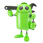 Android Worker Wrench